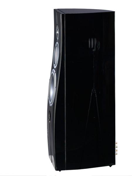 Wyższą sekcję prezentuje 1″ Iluminator z polem sześciu neodymowych magnesów, tworzący symetryczny napęd SD-2 we własnej komorze tłumiącej. Pozytywny wpływ na właściwości kierunkowe ma aluminiowy wysokotonowy stożek, który zapewnia również rozpraszanie ciepła. Iluminator ma maksymalnie wyrównane pasmo przenoszenia dźwięku aż do częstotliwości 45 kHz. Elementy membrany nie są tworzone za pomocą kulistej czaszy, jak to bywa zwykle, ale połową toroidu. Ze względu na ograniczenia dyfrakcji wbudowana jest wokół membrany gumowa rozeta tłumiąca.