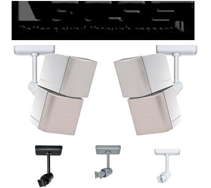 B-Tech BT34 uchwyt głośnikowy ścienny / sufitowy  do głośników BOSE ACOUSTIMASS