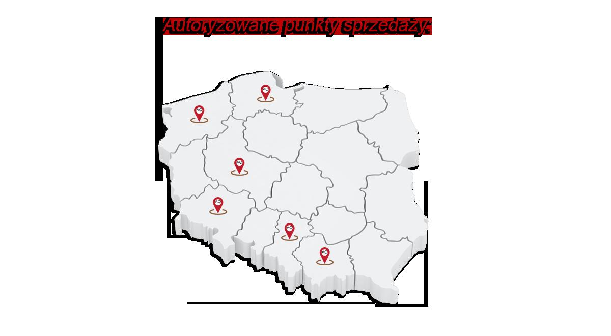 Sieć sprzedaży kolumn głośnikowych Czeskiego producenta Acoustique Quality