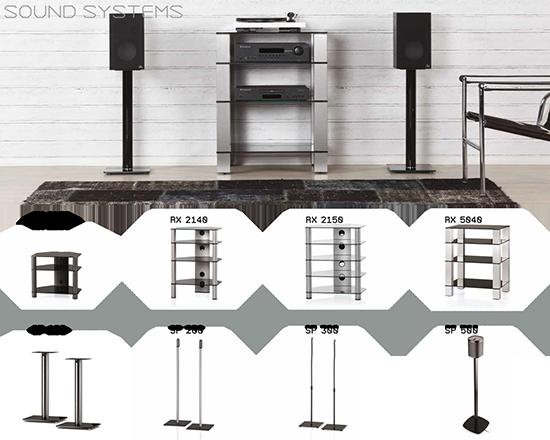 Stolik pod gramofon, stolik hifi audio audiofilski, podstawki do kolumn głośnikowych