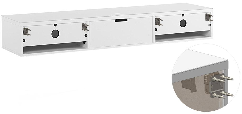 Mocowanie szafki audio video na ścianie STA-360i-WL SONOROUS
