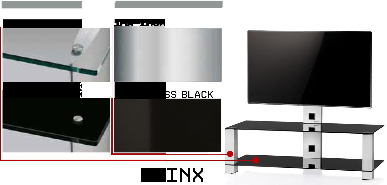 Kolor stolika rtv PL2495