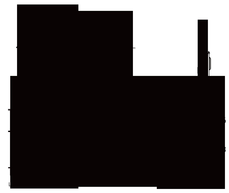 Wymiary stolika neo803